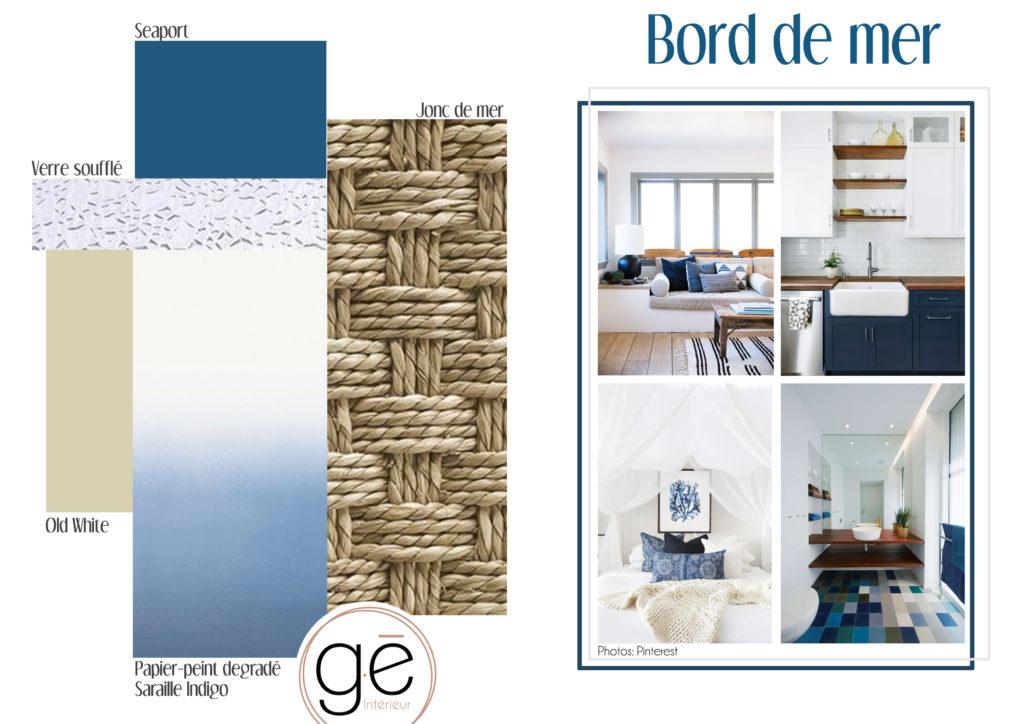 12 carnet de styles bord de mer glawdys edinval int rieur - Interieur bord de mer ...